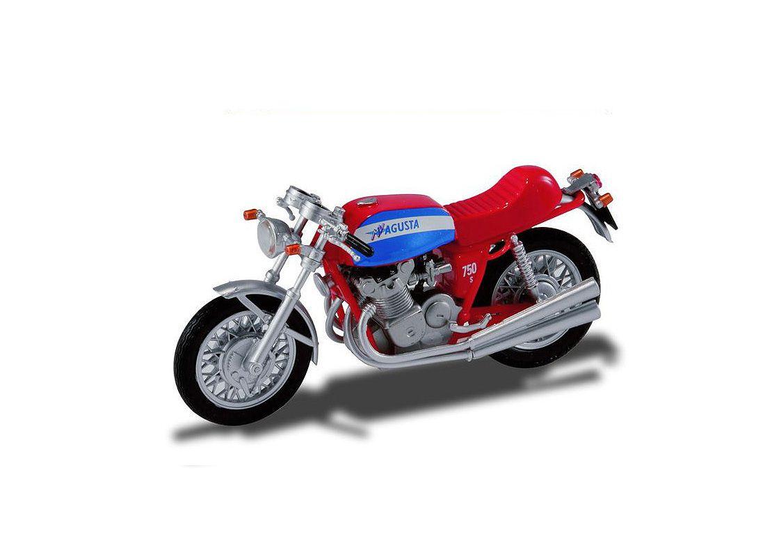 Burago MV AGUSTA F4 RR 2012 Motorcycle Model Scale 1:18