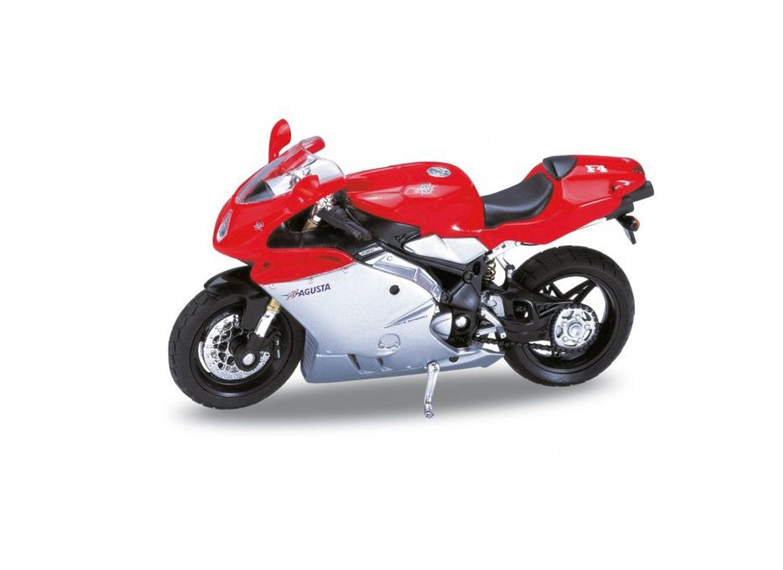 Picture Gallery for Welly 12153R MV Agusta F4S  - Motorcycle