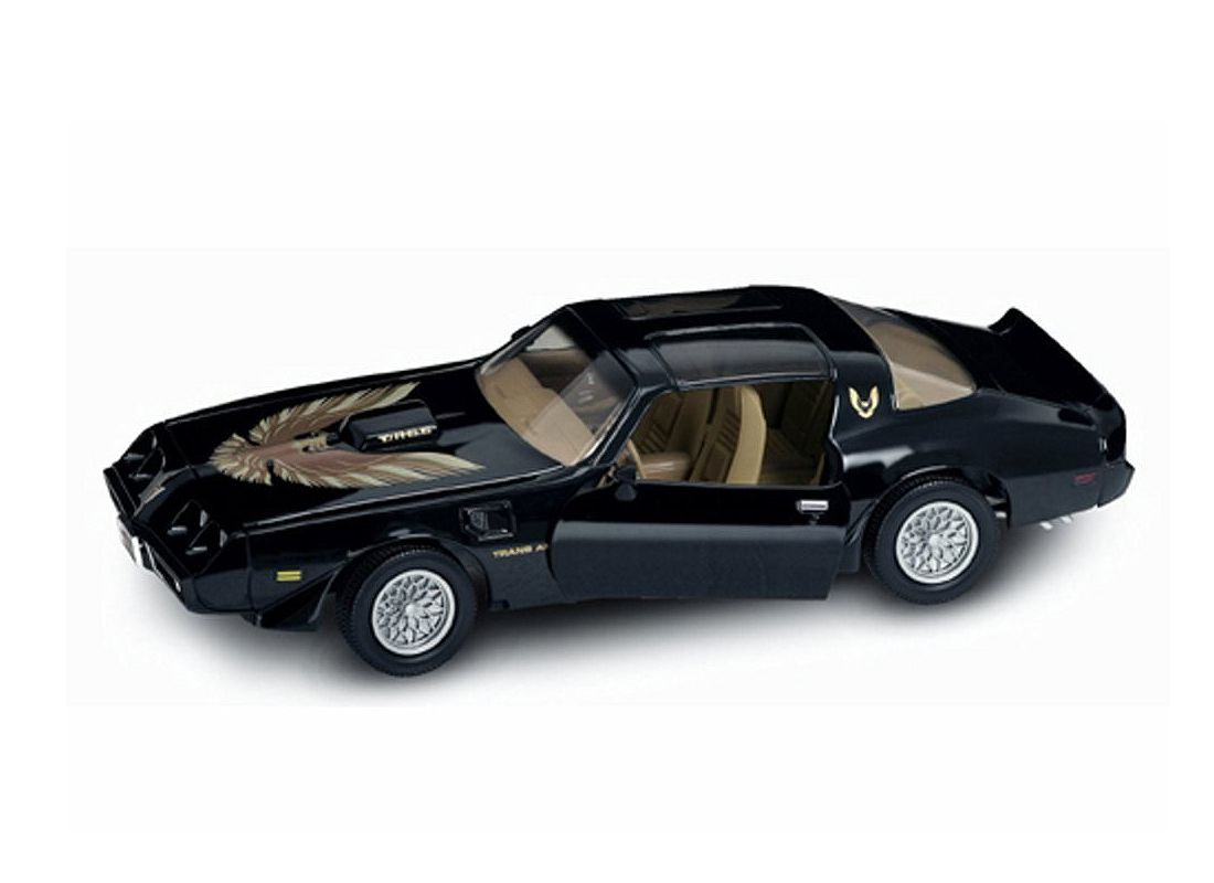 Picture Gallery for Signature Models 92378B Pontiac Trans Am (1979)