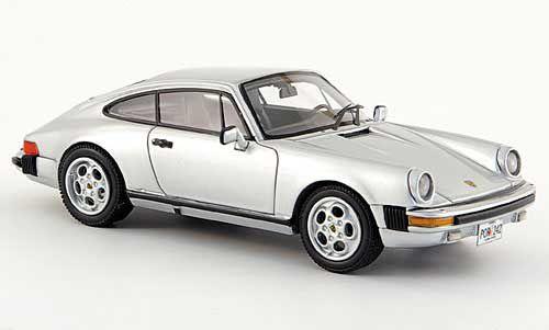 Picture Gallery for Neo 43242x Porsche 911 Carrera USA Version (1985)