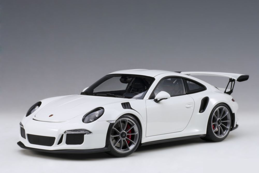 Auto Art 78166 Porsche 911 Gt3 Rs Type 991 2015 Free Price Guide Review