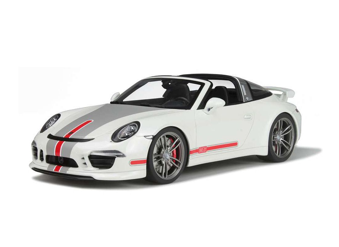 Picture Gallery for GT Spirit 108 Porsche 911 Targa by Techart