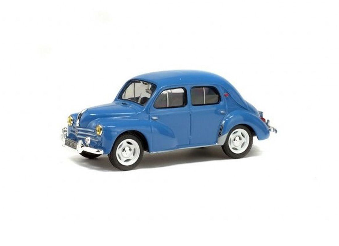 Picture Gallery for Solido S4300700 Renault 4CV 4 Door (1952)