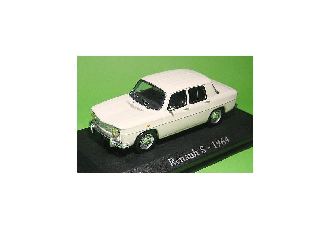 Picture Gallery for RBA RBACI15 Renault 8 (1964)