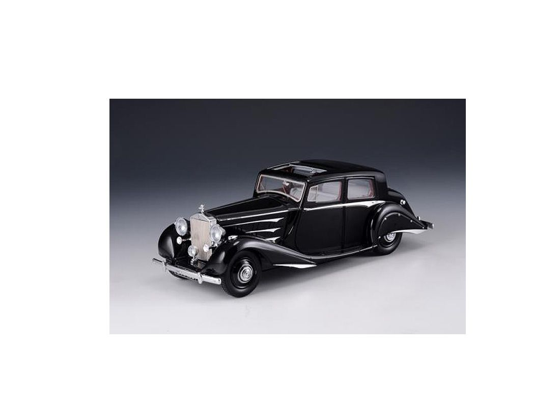 Picture Gallery for GLM 215102 Rolls Royce Phantom III Hooper Sports Limousine (1937)