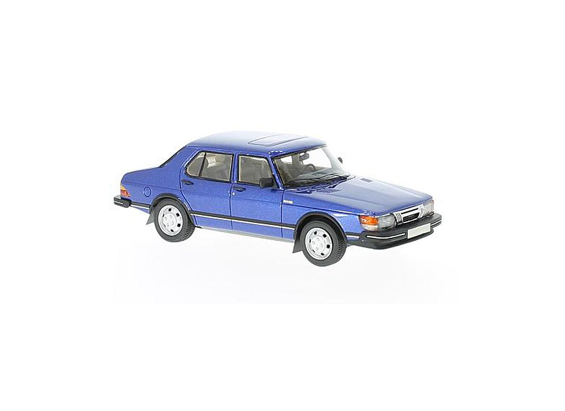 Picture Gallery for Neo 43652 Saab 900 GLi (1981)