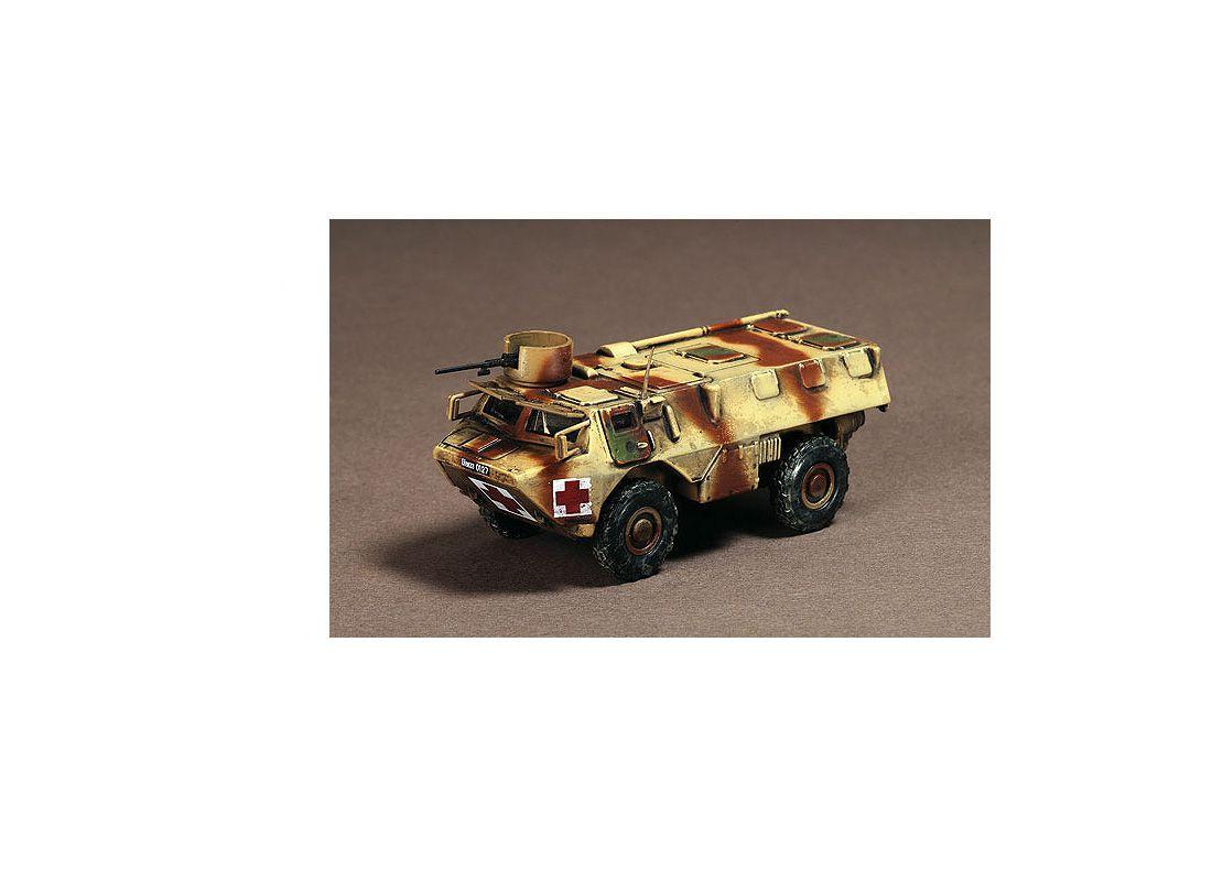 Picture Gallery for War Master TK0049 Saviem VAB Personnel Carrier (150th Infantry Regiment - 2009