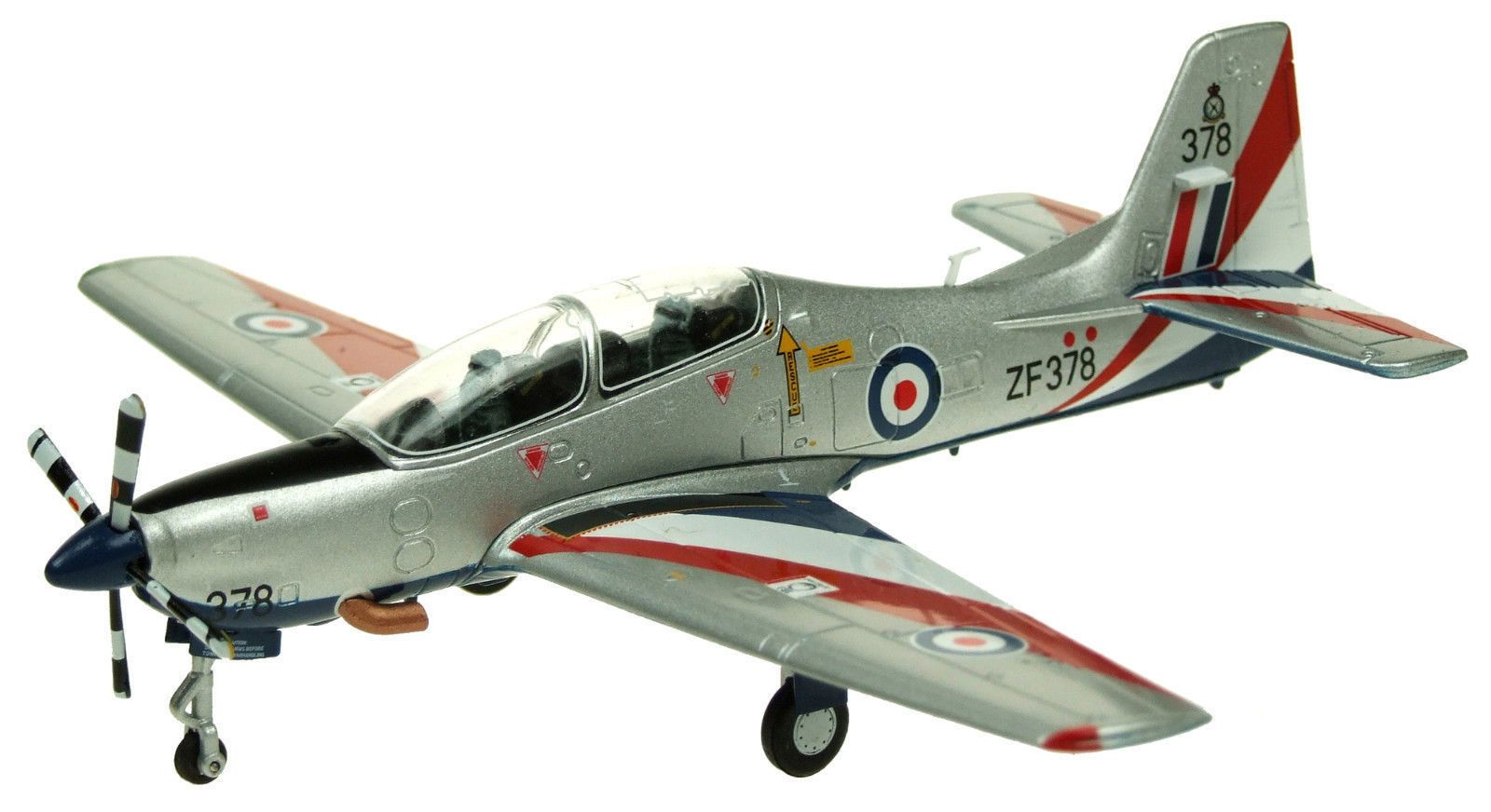 Picture Gallery for Aviation 72 AV7227005 Short Tucano T1 FTS ZF378