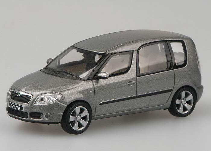 Picture Gallery for Abrex 143007YB Skoda Roomster (2010)