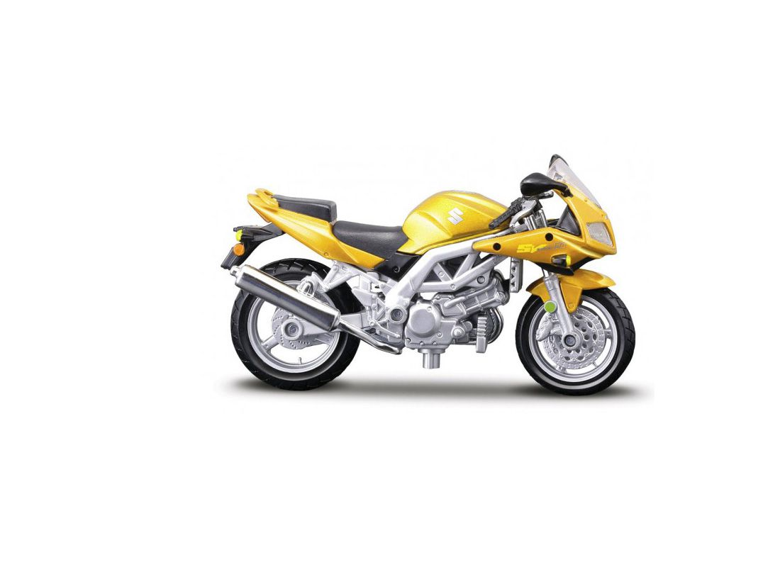 Picture Gallery for Maisto 06188Y Suzuki SV650 S  - Motorcycle
