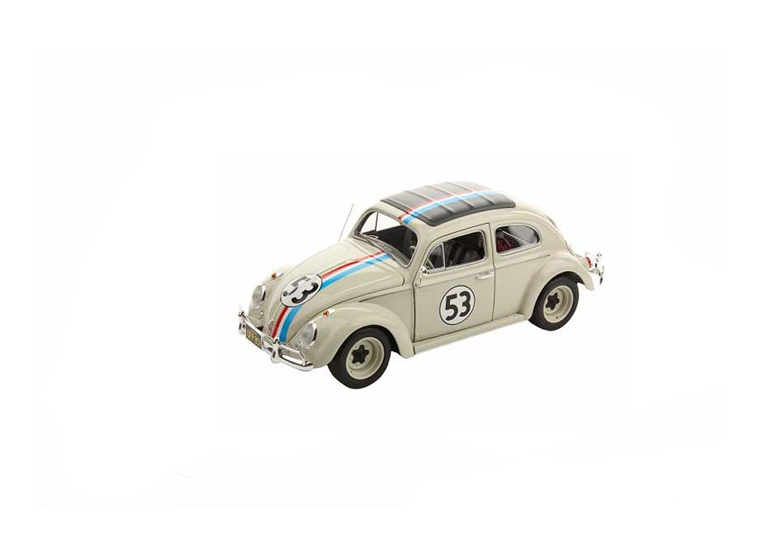Picture Gallery for Mattel BCJ94 VW Beetle  -  The Love Bug