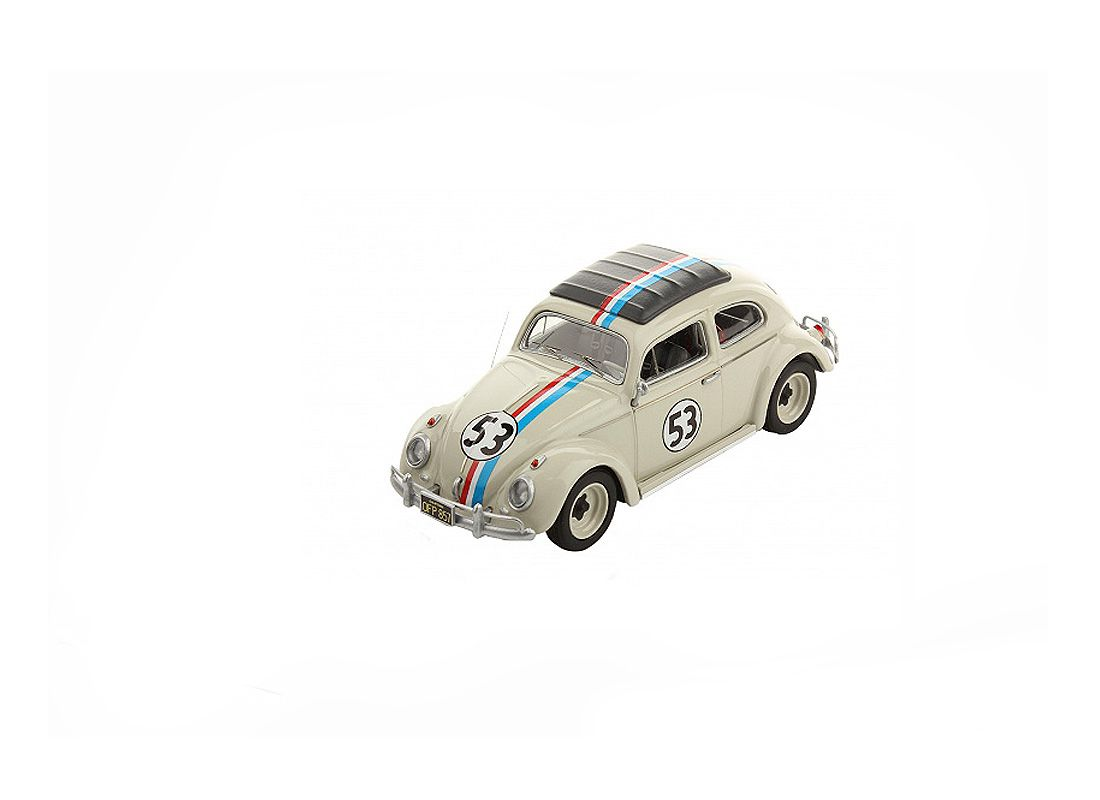 Picture Gallery for Mattel BCK07 VW Beetle  -  The Love Bug