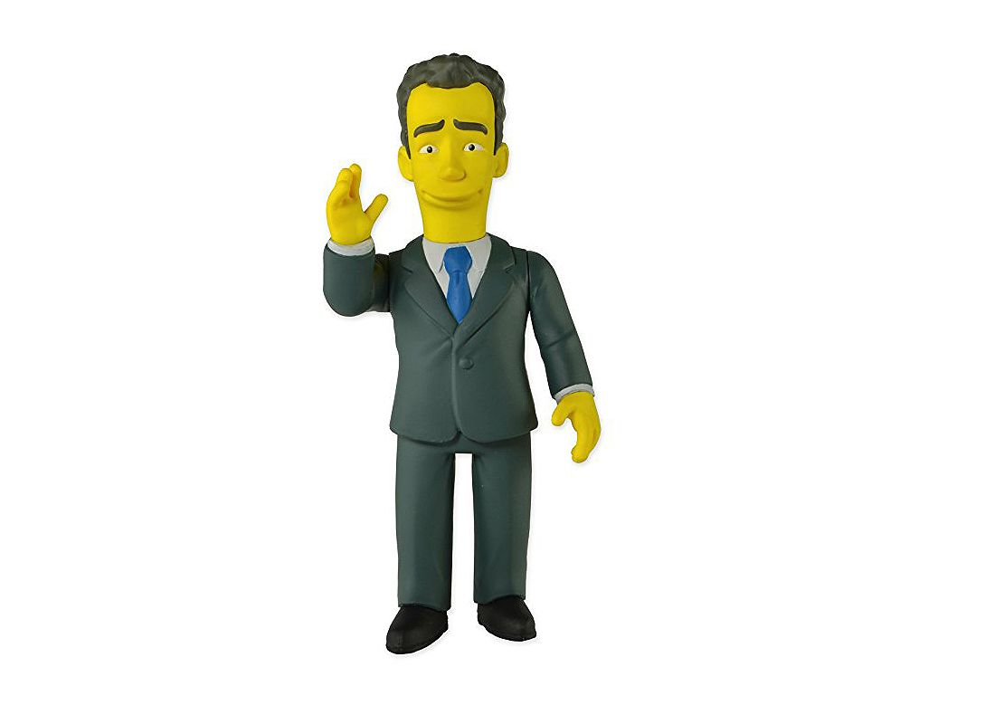 Picture Gallery for Neca 16002 Tom Hanks Figure  The Simpsons