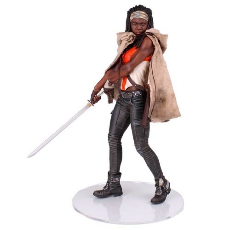 Picture Gallery for Gentle Giant 80371 Michonne Polystone Statue  The Walking Dead