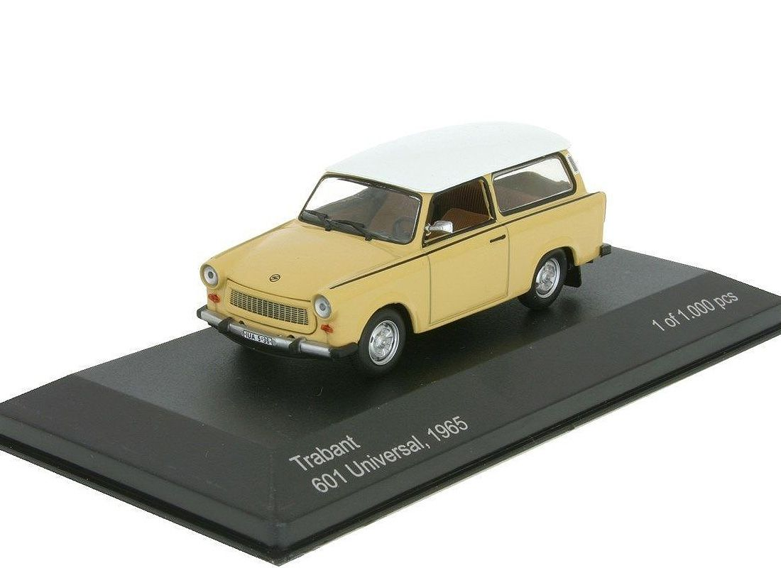 Picture Gallery for Whitebox WHI083 Trabant 601 Universal (1965)