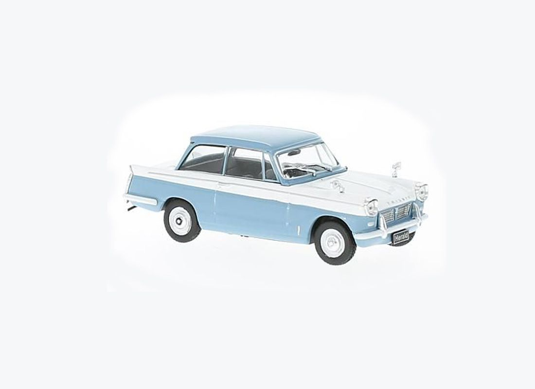 Picture Gallery for Whitebox WHI119 Triumph Herald (1959)