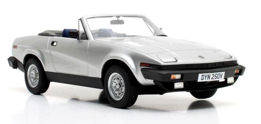 Picture Gallery for Cult CML070-1 Triumph TR7 DHC (1980)