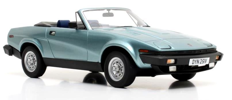 Picture Gallery for Cult CML070-2 Triumph TR7 DHC (1980)