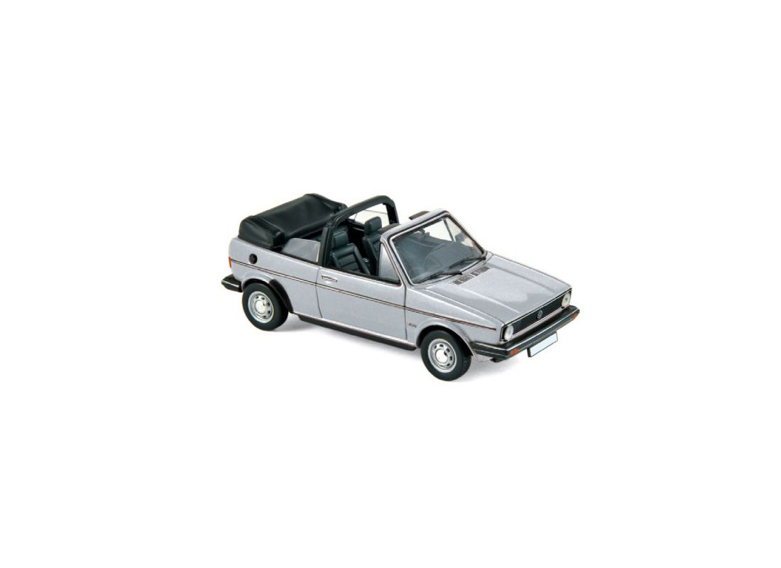Picture Gallery for Norev 840073 VW Golf Cabriolet (1981)
