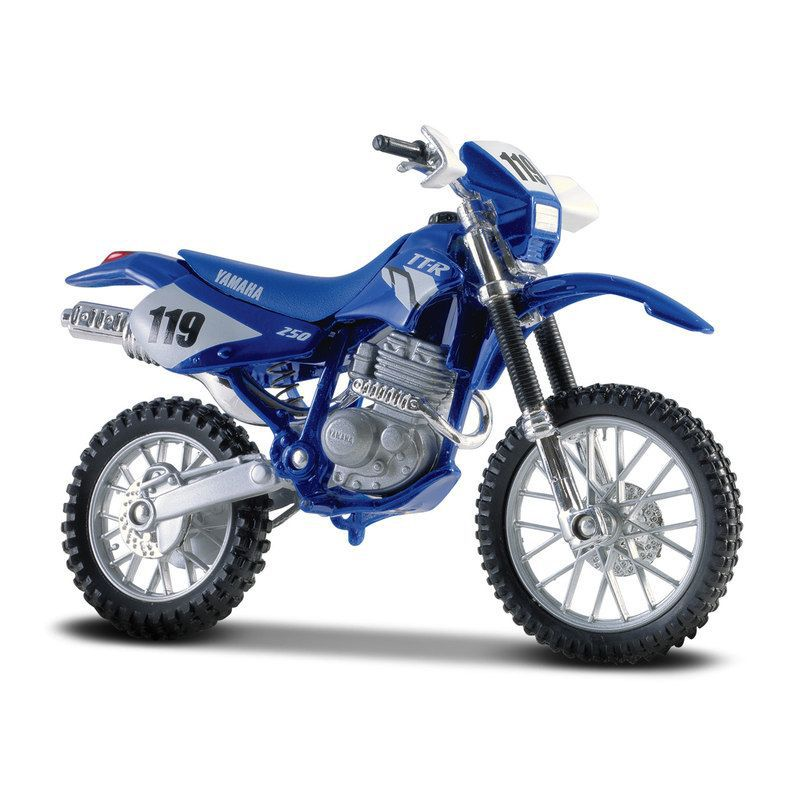 Picture Gallery for Maisto 39311 Yamaha TTR 250  - Motorcycle
