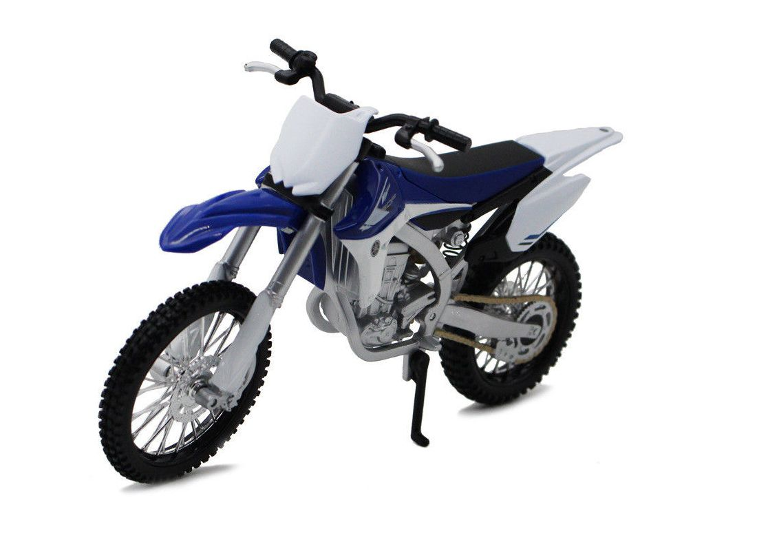 Picture Gallery for Maisto 13021 Yamaha YZ 450F  - Motorcycle