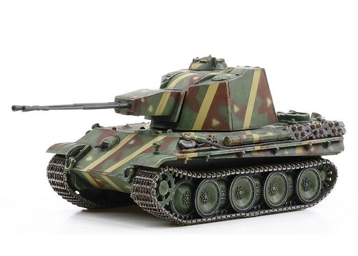 Picture Gallery for Dragon DR60593 Zwilling Flakpanzer 5.5cm (1945)  - Tank