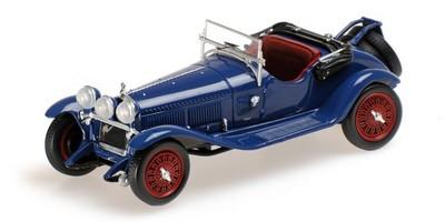 Picture Gallery for Minichamps 400120431 Alfa Romeo 6C 1750 GS (1930)