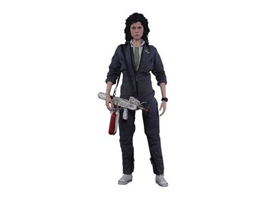 Ellen Ripley Poseable Figure  Aliens