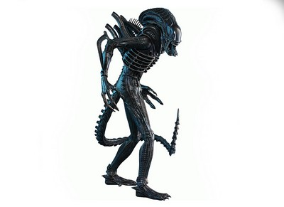 Alien Warrior Poseable Figure  Alien