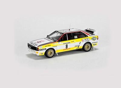 Audi Quattro (Bernard Darniche - Tour de Corse 1984)
