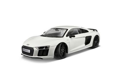 Audi r8 v10 plus 2015 maisto Exclusive 1:18 nuevo