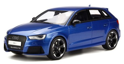 Picture Gallery for GT Spirit 748 Audi RS3