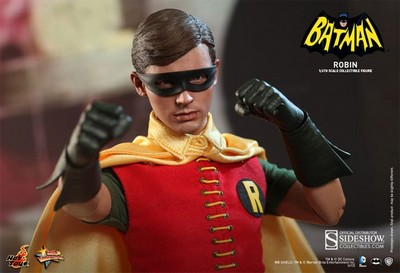 Picture Gallery for Hot Toys MMS219 Burt Ward Poseable Figure  Batman