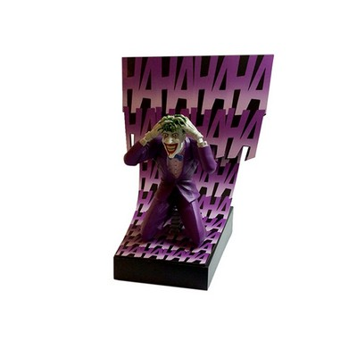 Birth Of The Joker Premium Motion Statue  Batman