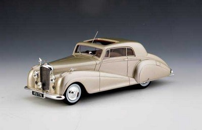 Picture Gallery for GLM 43204201 Bentley MK VI Park Ward FHC