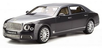 Picture Gallery for GT Spirit 148 Bentley Mulsanne EWB