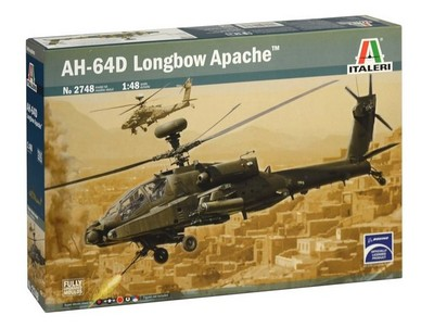 Boeing AH-64 Apache Longbow  - Helicopter Kit
