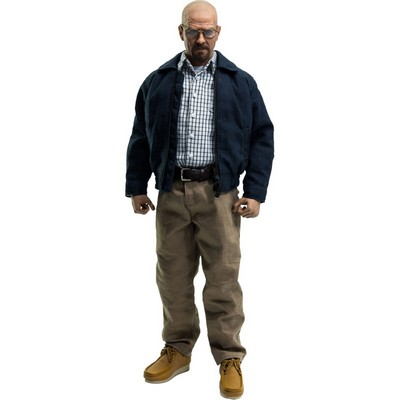 Picture Gallery for Threezero 902349 Heisenberg Poseable Figure  Breaking Bad