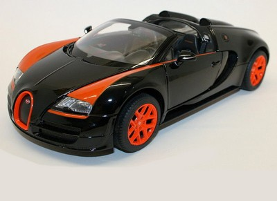 Picture Gallery for Rastar 43900K Bugatti Veyron 16.4 Grand Sport