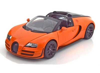Picture Gallery for Rastar 43900o Bugatti Veyron 16.4 Grand Sport