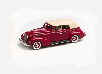 Picture Gallery for Brooklin BC005 Buick Special 4 Door Phaeton M40C (1937)