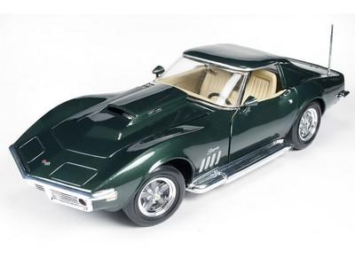 Picture Gallery for ERTL AMM1010 Chevrolet Corvette (1969)