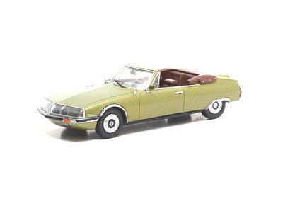 Citroen SM Mylord Chapron Convertible (1971)