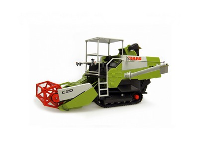 Claas Crop Tiger 30 Diecast Harvester Model