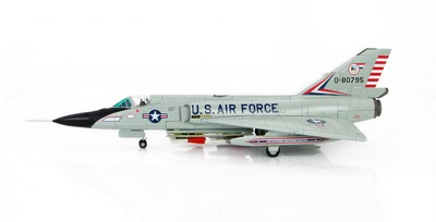 Convair F-106 A Delta Dart 0-80795 (Air Defence Weapons Cent