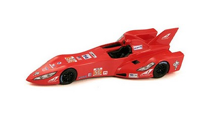 DeltaWing Presentation Car