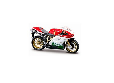 Picture Gallery for Maisto 07024W Ducati 1098S  - Motorcycle