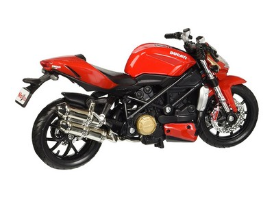 Picture Gallery for Maisto 8908 Ducati Streetfighter S  - Motorcycle