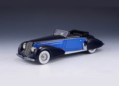 Picture Gallery for GLM 43105901 Duesenberg Model J Graber Convertible