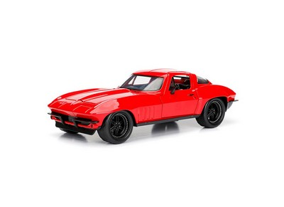 Picture Gallery for Jada JA98298 Chevrolet Corvette Lettys Car  -  Fast And Furious 8